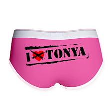 I Hate Tonya Women's Boy Brief