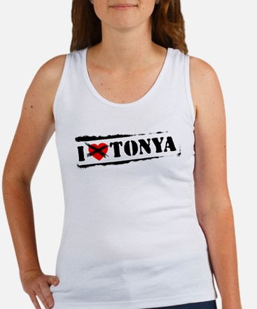 I Hate Tonya Tank Top