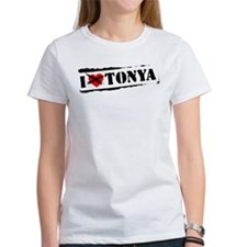 I Hate Tonya T-Shirt