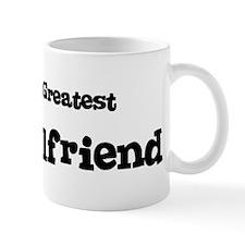 World's Greatest: Ex-Girlfrie Mug