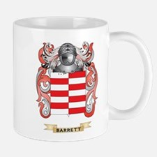 Barrett Coat of Arms Mug
