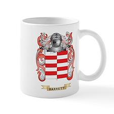 Barrett Coat of Arms Mug