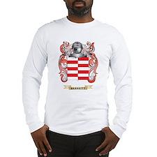 Barrett Coat of Arms Long Sleeve T-Shirt