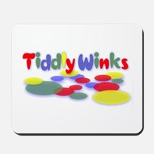 Tiddly Winks Mousepad