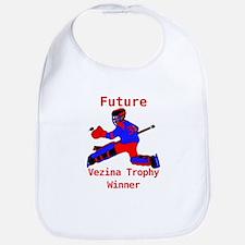 Future Vezina Trophy Winner Bib