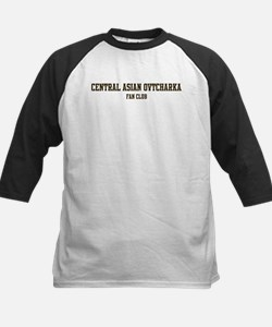 Central Asian Ovtcharka Fan C Kids Baseball Jersey