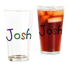 Josh Play Clay Drinking Glass