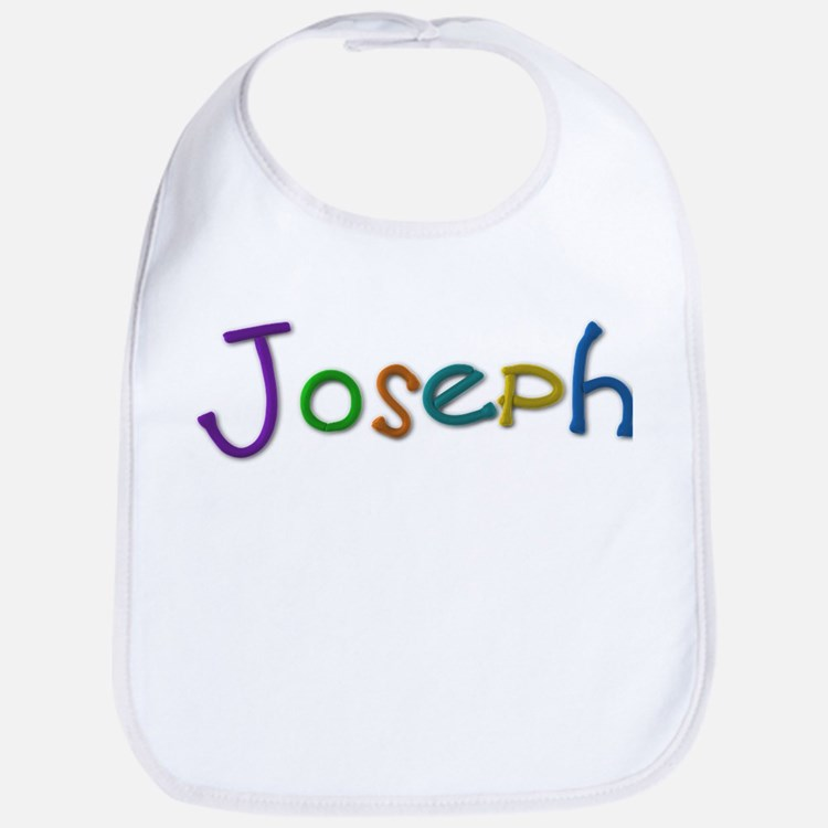 Joseph Play Clay Bib
