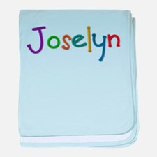 Joselyn Play Clay baby blanket