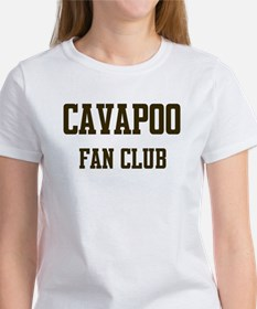 Cavapoo Fan Club Tee