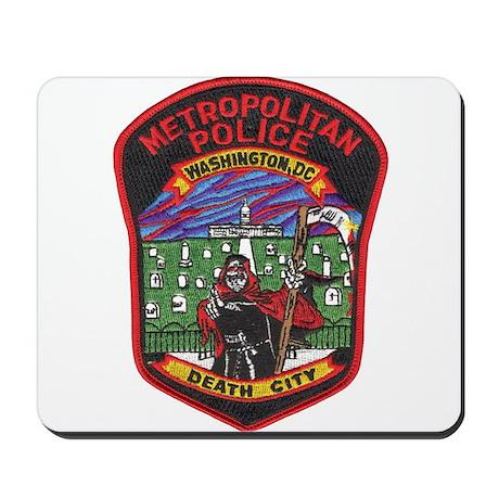 Death City Police Mousepad