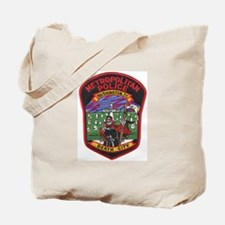 Death City Police Tote Bag