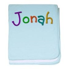 Jonah Play Clay baby blanket