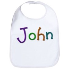 John Play Clay Bib
