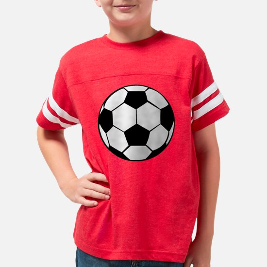 SocBal1 Youth Football Shirt