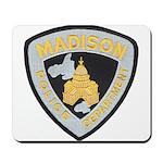 Madison Police Mousepad