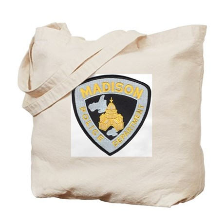 Madison Police Tote Bag