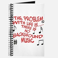 Background Music Journal
