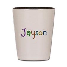 Jayson Play Clay Shot Glass