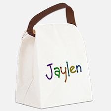 Jaylen Play Clay Canvas Lunch Bag