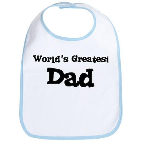 World's Greatest: Dad Bib