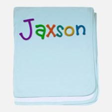 Jaxson Play Clay baby blanket