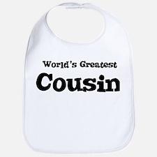 World's Greatest: Cousin Bib