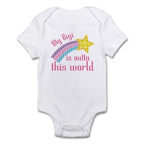 Gigi is Outta This World Infant Bodysuit