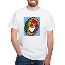 Sri Lankan flag smiley T-Shirt