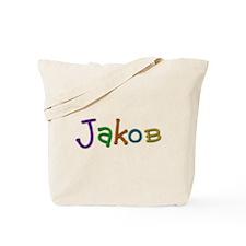 Jakob Play Clay Tote Bag