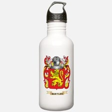 Bartles Coat of Arms Water Bottle