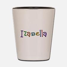 Izabella Play Clay Shot Glass