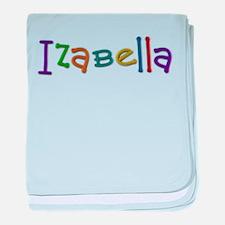 Izabella Play Clay baby blanket