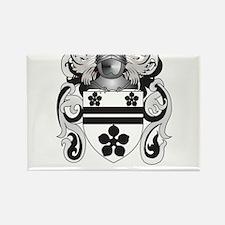 Bartlett Coat of Arms Rectangle Magnet