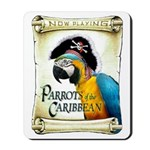 PARROTS of the CARIBBEAN Mousepad