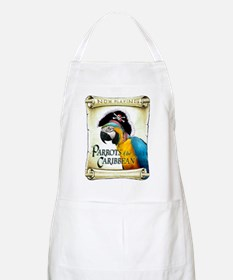 PARROTS of the CARIBBEAN BBQ Apron