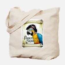 PARROTS of the CARIBBEAN Tote your booty Bag!