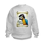 PARROTS of the CARIBBEAN Kids Sweatshirt