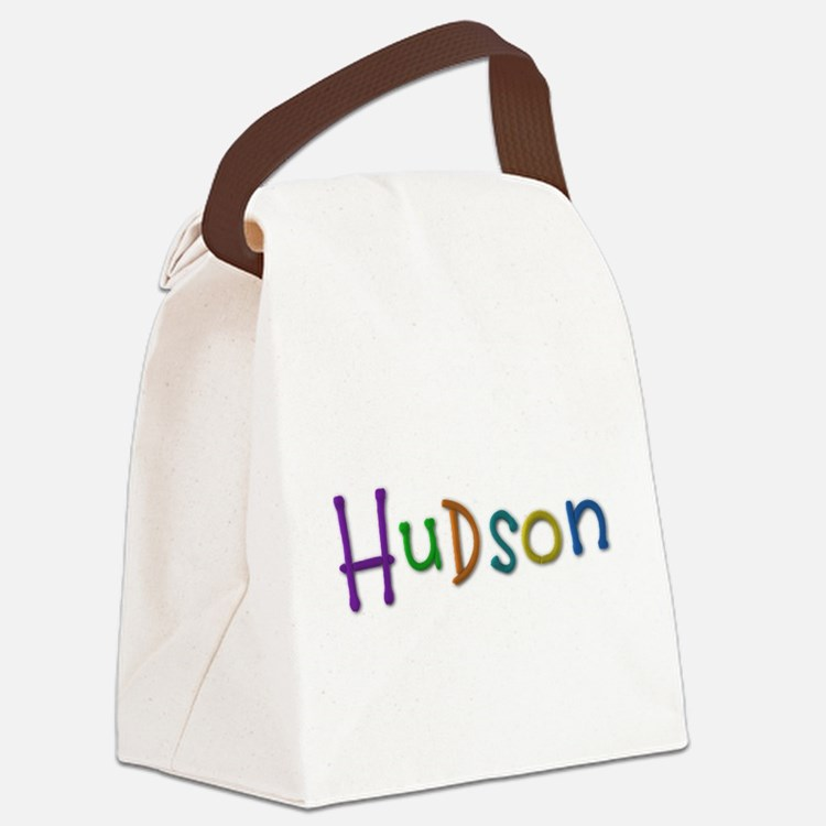Hudson Play Clay Canvas Lunch Bag