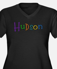 Hudson Play Clay Plus Size T-Shirt