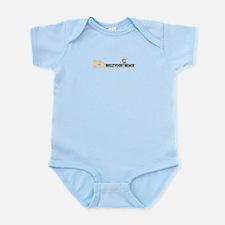 Hollywood Beach - Beach Design. Infant Bodysuit