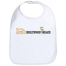 Hollywood Beach - Beach Design. Bib