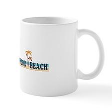 Hollywood Beach - Beach Design. Mug