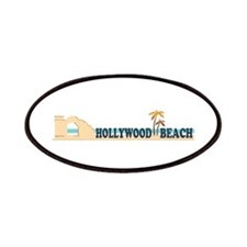 Hollywood Beach - Beach Design. Patches