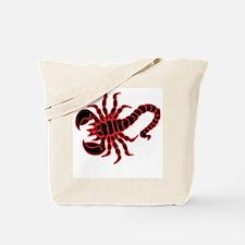 Muay Thai Scorpion Tote Bag