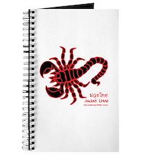 Muay Thai Scorpion Journal