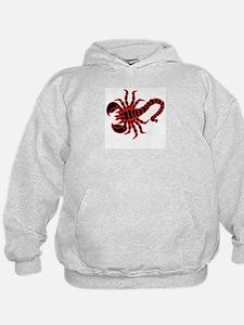 Muay Thai Scorpion Hoodie