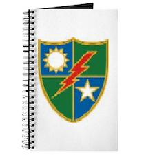 Regimental Crest.. Journal