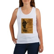 Your Country Needs You Now Tank Top