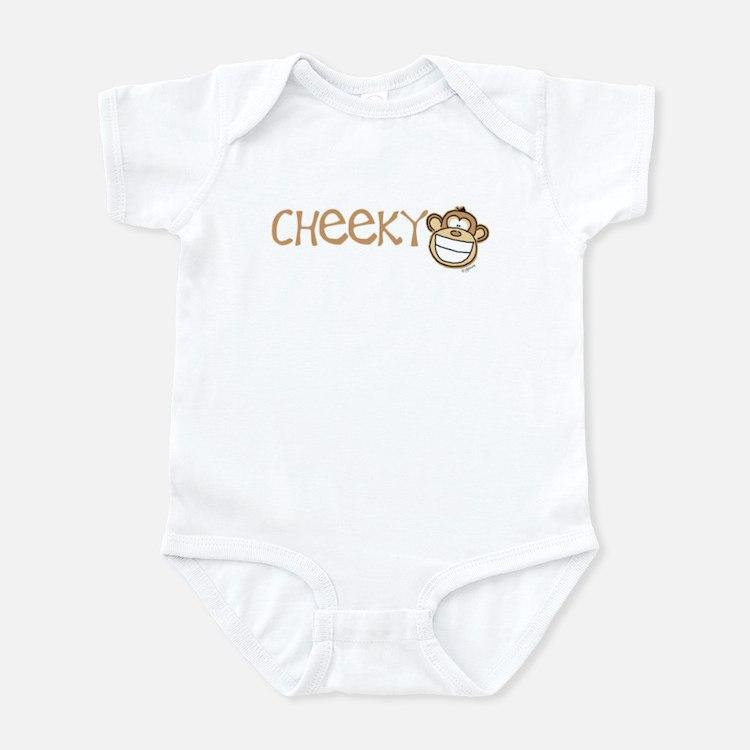 Cheeky Monkey Infant Bodysuit